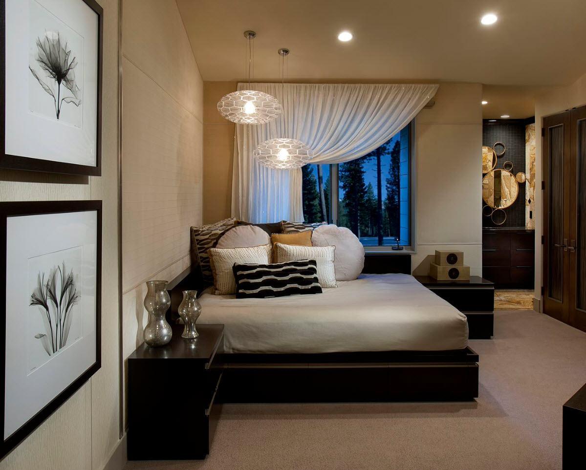 Подборка Двуспальные кровати: фото оригинальных решений для создания красивого и комфортного спального места на фото