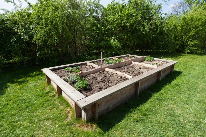 Новости PRO Ремонт - Как оформить грядки на даче и вырастить хороший урожай 78