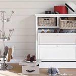 Галошница для обуви (холдер). Разнообразные варианты мебели для хранения обуви в чистоте и порядке
