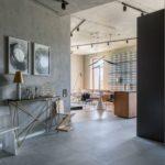 Прихожая в стиле лофт: как устроить пространство в гармоничном сочетании цвета, отделки и мебели
