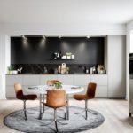Кухня 17 кв. м: 100 фото дизайнерских проектов успешных интерьеров комнаты