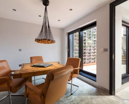 Набор мебели в индустриальном стиле