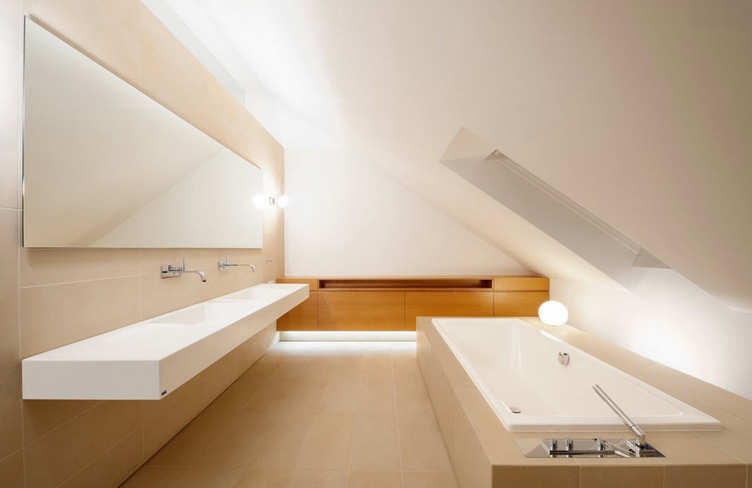 100 идей ванной комнаты в современном стиле модерн на фото