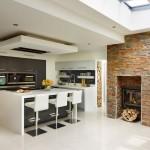 Кухня в современном стиле модерн – правильный выбор