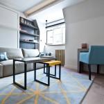 Функциональная однокомнатная квартира-студия 25 кв. м.