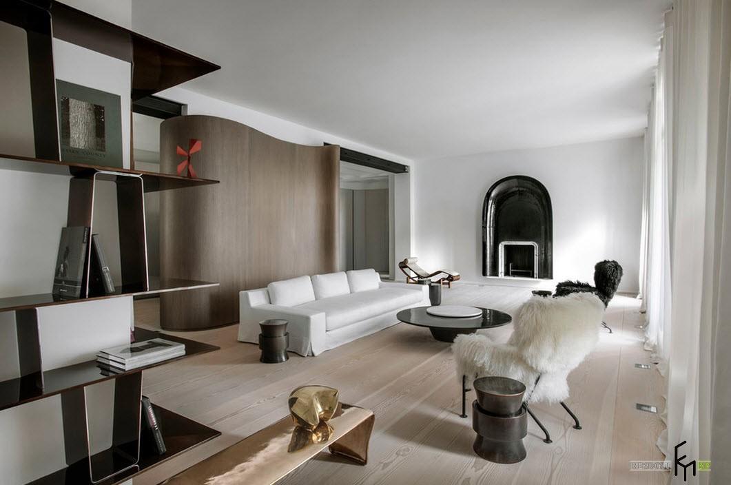 Респектабельность геометрических форм мебели
