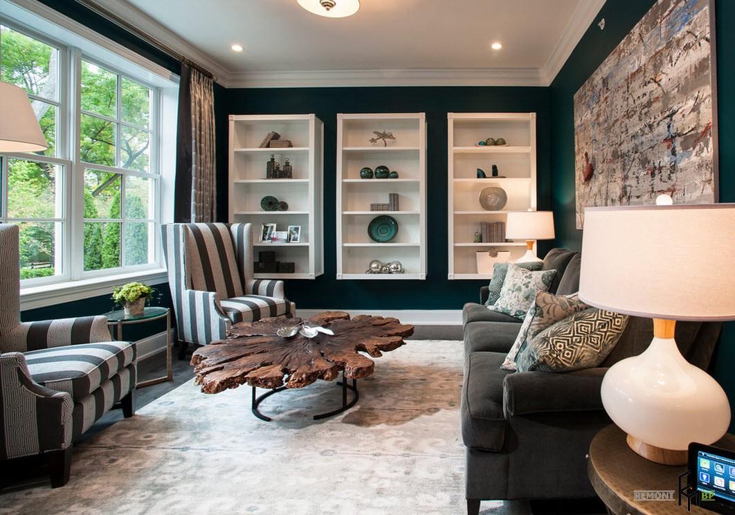 Модные квартиры фото
