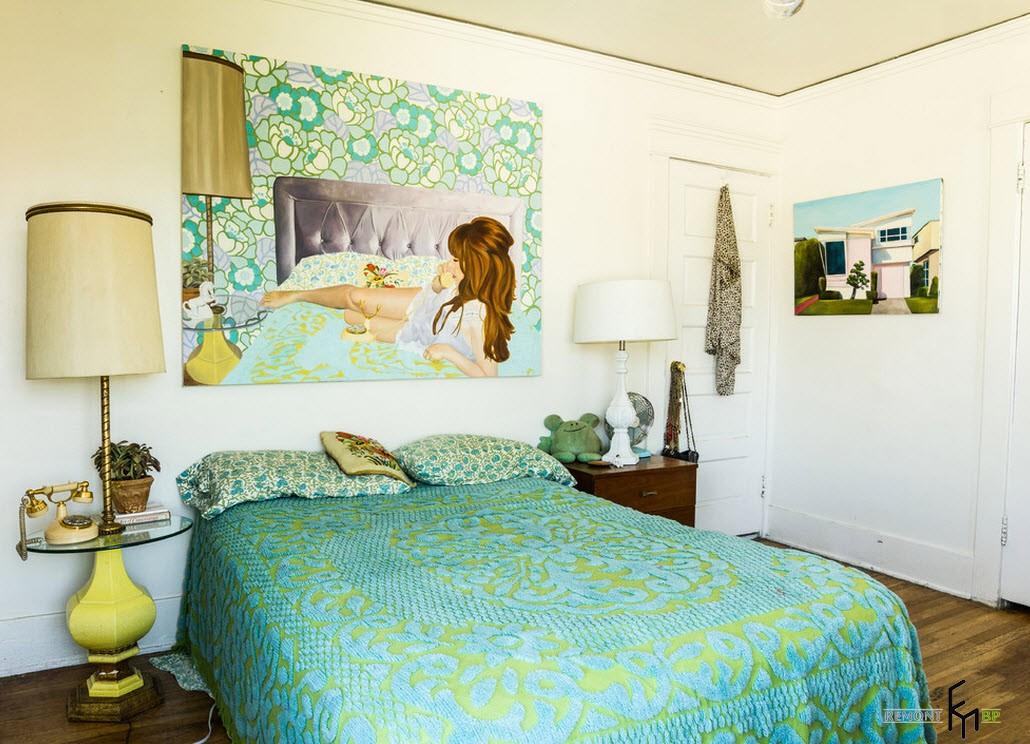 100 ярких идей дизайн-проектов спальной комнаты на фото