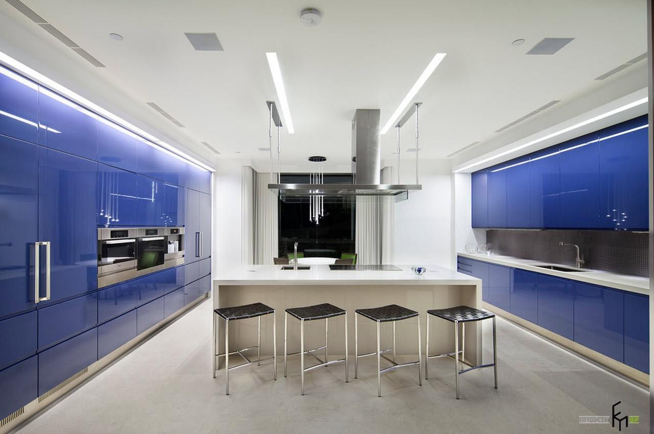 Новинки дизайна современной кухни: модные тенденции для оформления интерьера