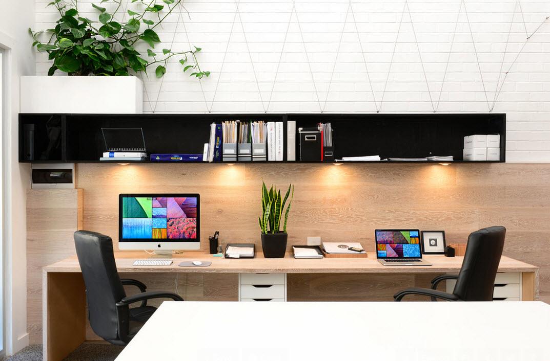 Оригинальное оформление кабинета
