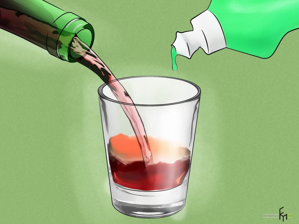 Ловушка из вина и мыла