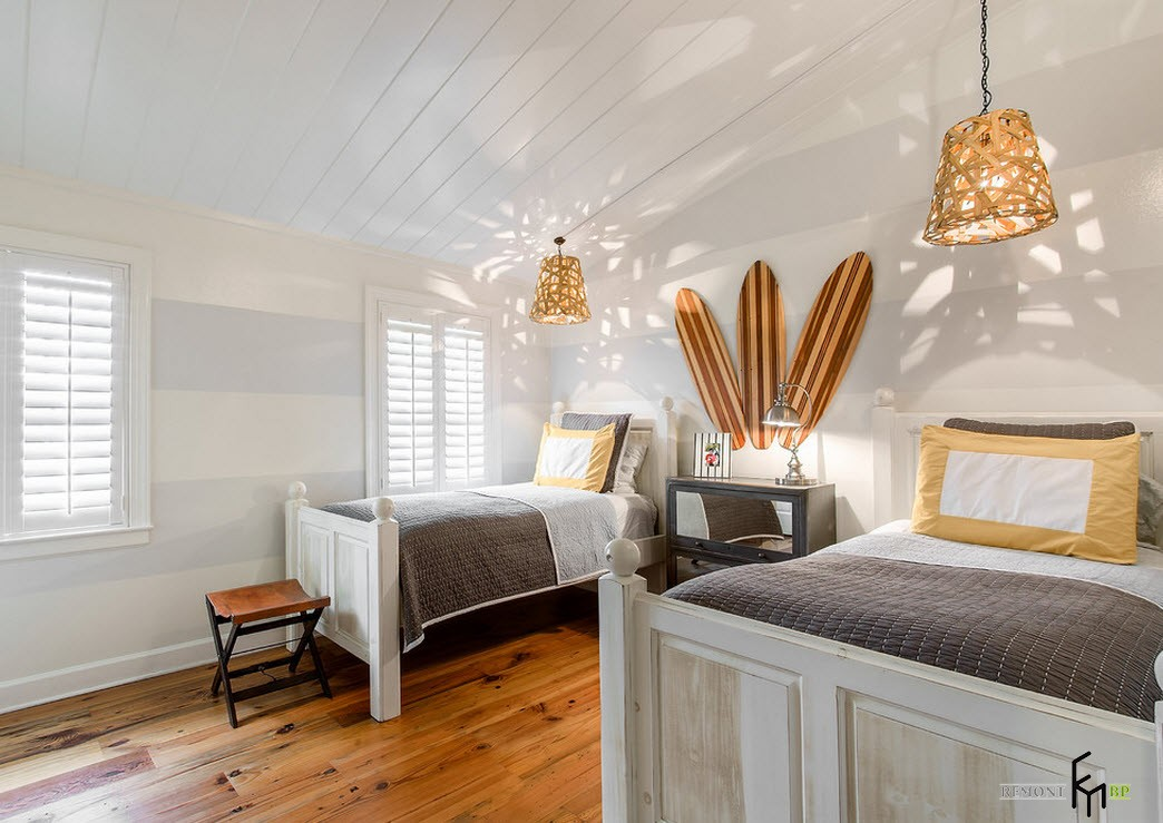 Комната для проживания гостей