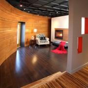 Оформление гостиной большой квадратуры