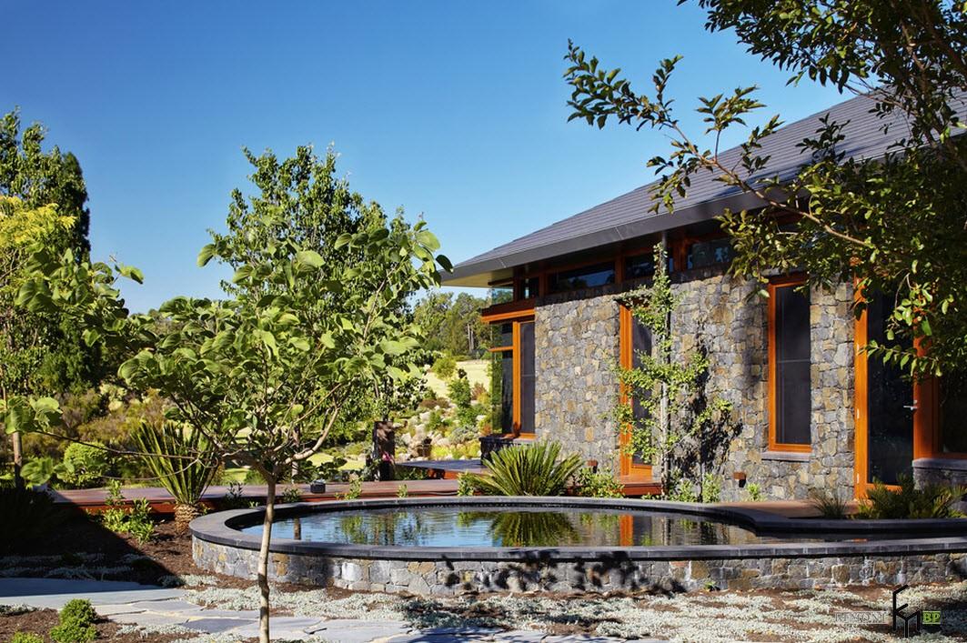 Загородный дом в японском стиле: особенности оформления восточного интерьера