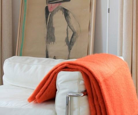 Французский интерьер: современная квартира с в классическом стиле на фото