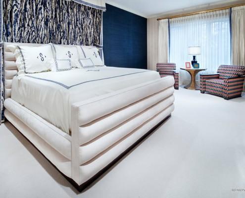 Изысканный интерьнр спальни