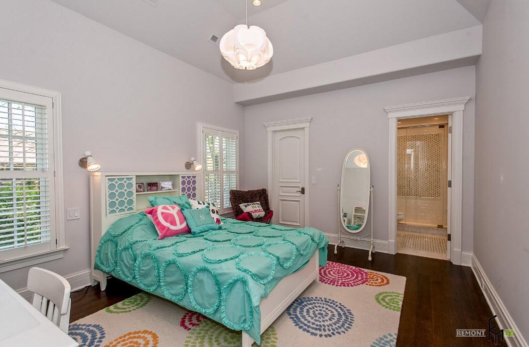 Детская комната в сером цвете: 30 лучших идей оформления