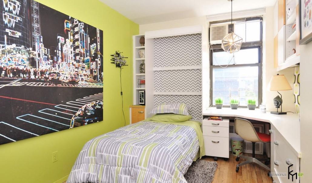 Идеи декора комнаты для подростка мальчика. интерьер комнаты.