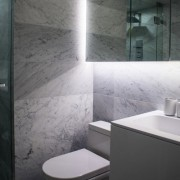 Натуральные материалы в ванной