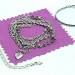 Как почистить изделия из серебра