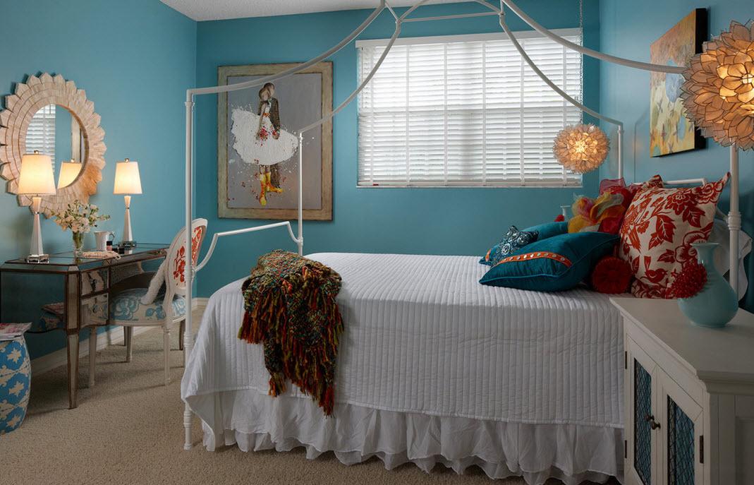Спальня для девочки-подростка