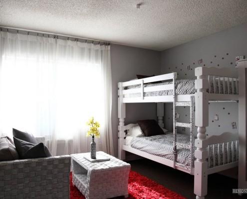 Изысканный дизайн детской комнаты