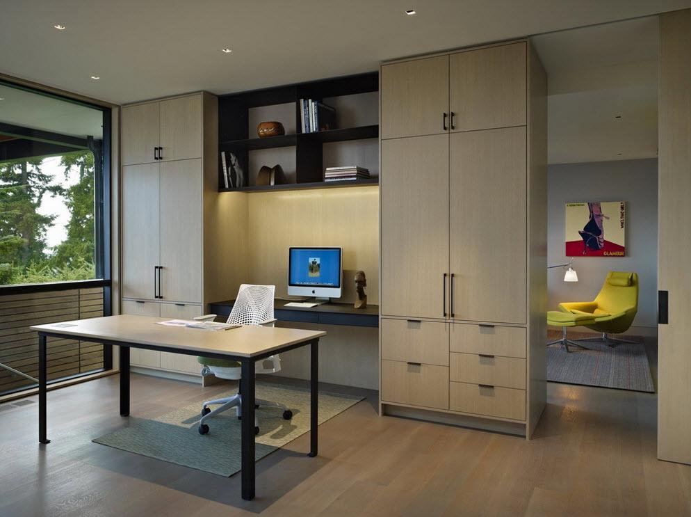 Удобная мебель для кабинета