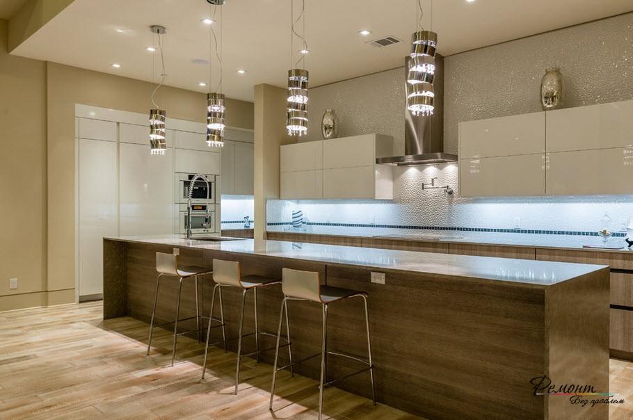 Эксклюзивный и оригинальных дизайн кухни: каким он должен быть?