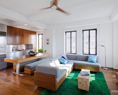Планировка квартиры-трансформер
