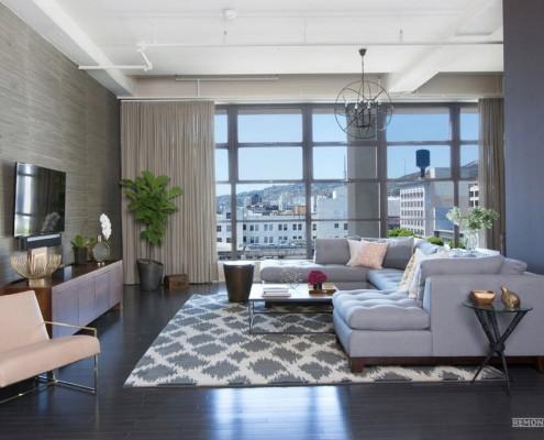Современная мебель в интерьере