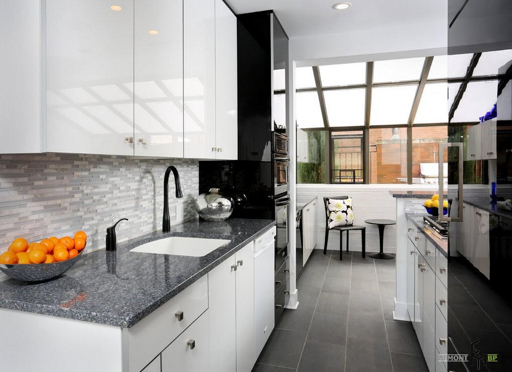 Кафельная плитка для зоны кухни