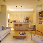 Дизайн-проект гостиной: в пользу метров и комфорта