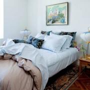 Кровать для худых