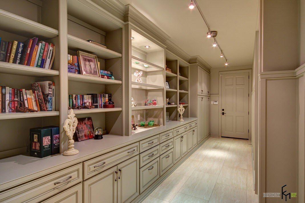 100 лучших идей дизайна большой прихожей и коридора, интерье.