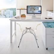 Ящики на колесиках под письменным столом