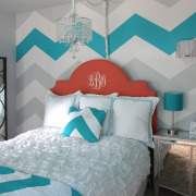 Морские просторы в спальне принцессы