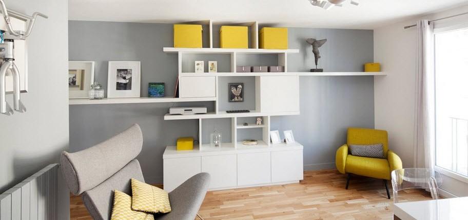 Необычные формы мебели