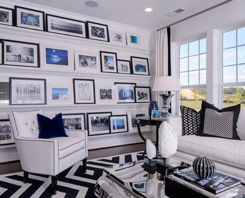 Уютная гостиная с фото