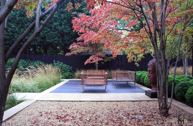 Садовая мебель на даче