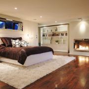 Прикроватный ковёр из ворса