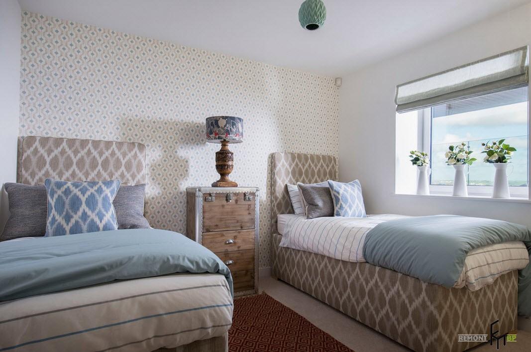 Мебель спальни в стиле Прованс