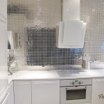 Мозаика — «изюминка» в интерьере кухни