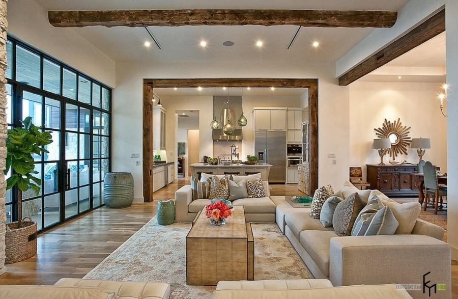 Красивые дома и их дизайн