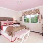 Нежность розовой спальни