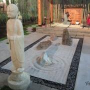 Сад камней в ландшафтном дизайне
