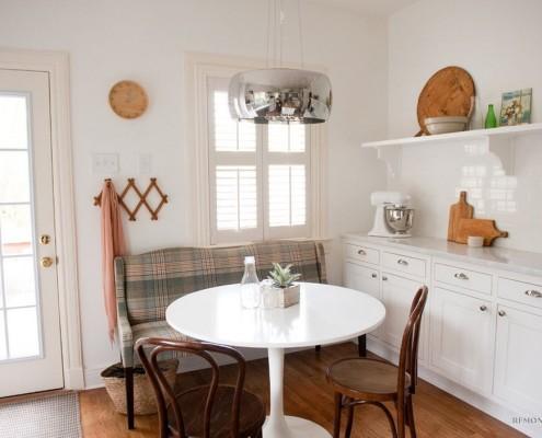 Кухонный уголок: 40 фото идей обустройства интерьера