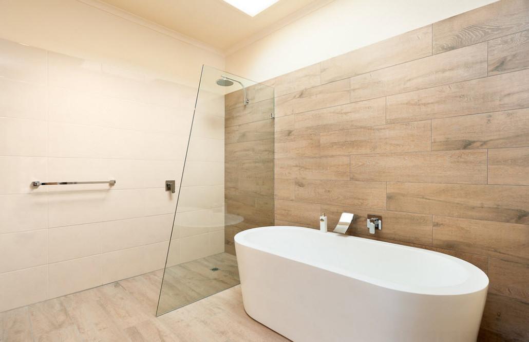 Ванные комнаты в стиле модернизм