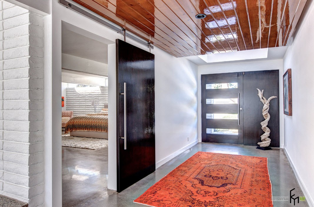 Двери в доме интерьер