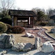 Архитектура сада в японском стиле