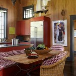 Кухонный уголок — мини гостиная